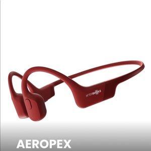 NIB AfterShokz Aeropex Open-Ear Headphones